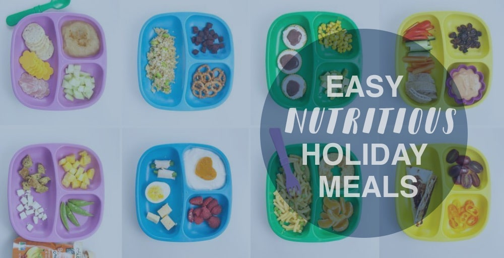 EASY NUTRITIOUS HOLIDAY MEALS